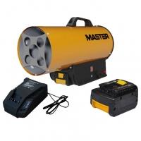 Нагреватель воздуха Master BLP 17M DC