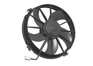 Вентилятор Spal VA01-AP76/LL-89A (305 мм) автомобильный