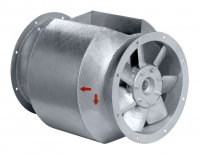 Вентилятор осевой Systemair AXCBF 250D2-32