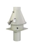 Вентилятор для агрессивных сред Systemair DVP 200D2-4