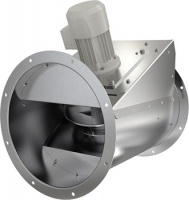 Центробежный вентилятор Systemair AxZent 630D4