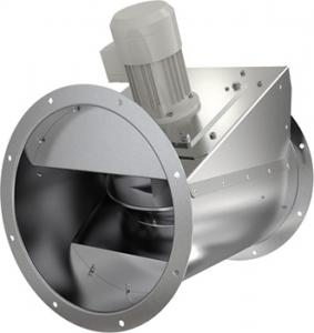 Центробежный вентилятор Systemair AxZent 560E4