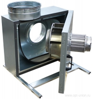 Центробежный вентилятор Systemair KBR 280D2