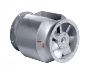 Взрывозащищенный вентилятор Systemair AXCBF-EX 500-9/20°-2