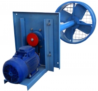Вентилятор для сушильных камер ABF ОВР-5,6С 380В