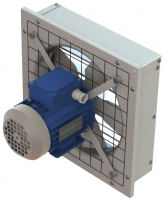 Оконный вентилятор ABF ВО-2,5 380В