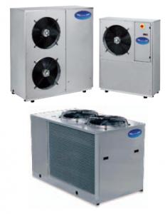 Компрессорно-конденсаторные блоки с осевыми вентиляторами KCA 5-40 S/Z