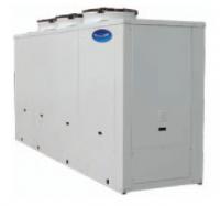 Компрессорно-конденсаторные блоки с осевыми вентиляторами KCA 051-162 S/Z