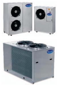 Чиллеры с воздушным охлаждением конденсатора HWA 5-40 S/Z/P