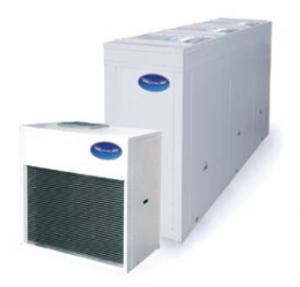 Чиллеры с воздушным охлаждением конденсатора HWR 05-34 S/Z/P