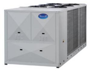 Чиллеры с воздушным охлаждением конденсатора LWA 182-1602 VV/Z