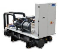 Чиллеры с водяным охлаждением конденсатора LWH 182-1602 VV/Z