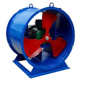 Осевой вентилятор ВО 13-284
