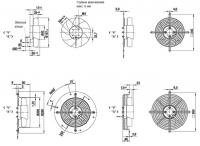 EBMPAPST A1G200-AH01-52