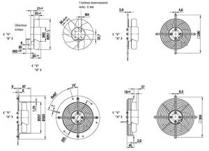 EBMPAPST A1G250-AH67-52