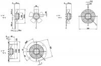EBMPAPST A2D200-AA02-02