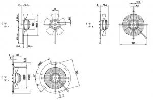 EBMPAPST A2D200-AA03-01