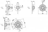EBMPAPST A2D250-AA02-01