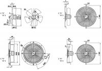 EBMPAPST S2D300-BP02-30
