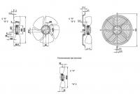 EBMPAPST A4E250-AE32-05