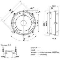 EBMPAPST W1G180-AB31-01