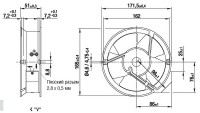 EBMPAPST W2E143-AA09-01