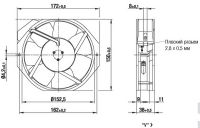 EBMPAPST W2E142-BB01-01