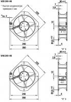 EBMPAPST W2E200-HK38-01