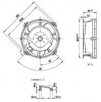 EBMPAPST W2D208-BA02-01