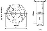 EBMPAPST W2S130-BM03-01