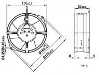 EBMPAPST W2S130-AA03-01