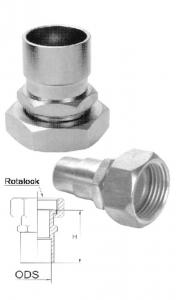 "Адаптер Rotalock 1-1/4"" - 16 мм прямой"