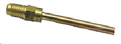 """Клапан шредера 1/4"""" SAE с трубкой"""