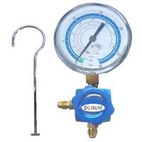 Коллектор 1 вентильный низкого давления R134a/R404a/R22/R407c