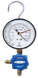 Коллектор 1 вентильный с вакууметром