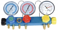 Коллектор 5 вентильный R134a/R404a/R22/R407c