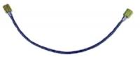 """Трубка термопластиковая капиллярная с фитингами (1/4"""" SAE, 1000 мм)"""