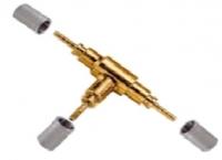 Фитинг для термопластиковой трубки 2x5.9 мм
