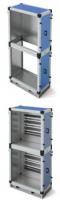 Блоки для работы с резервным вентилятором