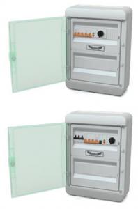 Щиты управления воздушными завесами (CH-PWZ-W и CH-PWZ-E)
