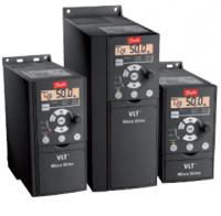 Частотные регуляторы оборотов FC-051P, FC-102P и VLT288