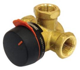 Трёхходовые клапаны типа VRG131