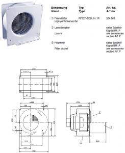 RF22P-2DD.5H.1R