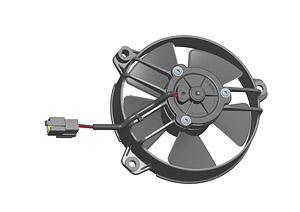 Вентилятор Spal VA37-B100-46S (130 мм) автомобильный