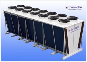 TDD - двухблочныи сухой охладитель