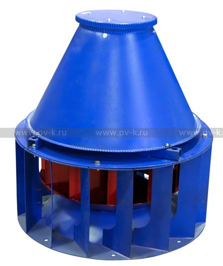 Вентилятор ВР №8 ДУ 4,0 кВт 1000 об/мин (Левый 0, 400гр)