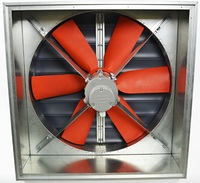 Оконный вентилятор ABF ВО-7,1 (AGR-710) 380В
