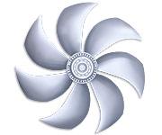 Осевой вентилятор FE031-4DA.0C.A7