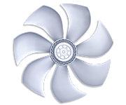Осевой вентилятор FH035-GDA.4A.A7