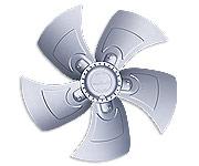 Осевой вентилятор FL042-4EK.2F.V5P